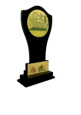 Customizable Wooden Award for Functions and Events