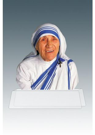 Mother Teresa Design Personality Acrylic Award