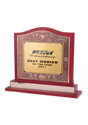 Dealers Meet Award Trophy