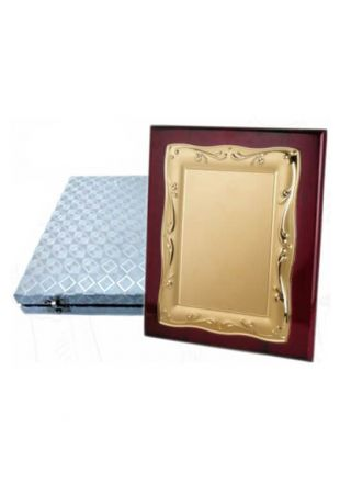 Presentation Plaques with Golden Plates