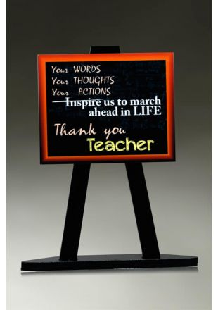 Best Plaques for Teacher's Day