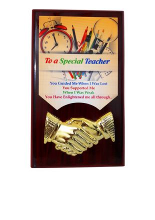 Path Paver Teacher's Day Special Trophy