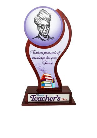 Teacher's Day Memento from Gitanjali Awards